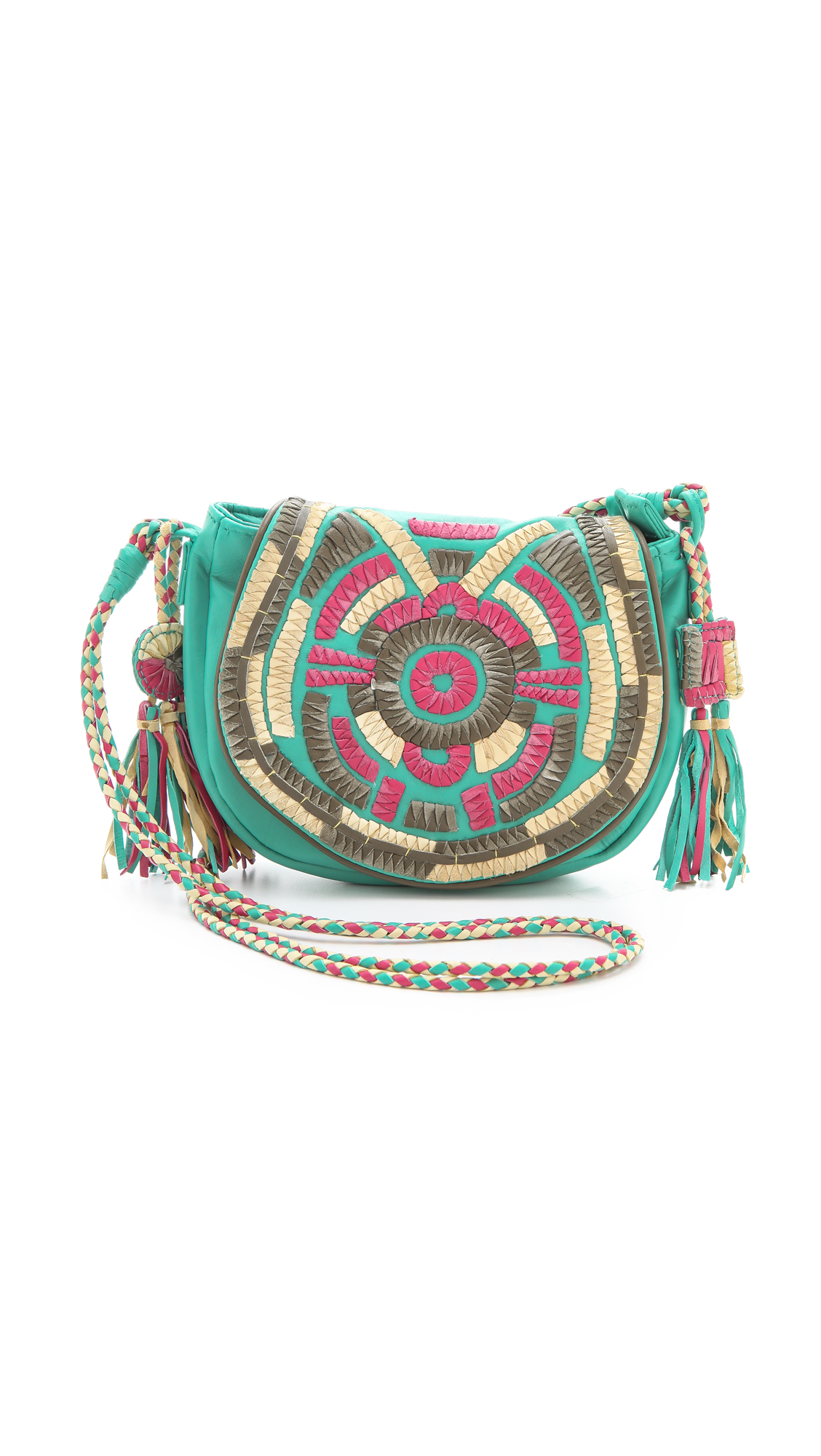 Antik Batik Sun Small Bag In Multicolor Aqua Lyst