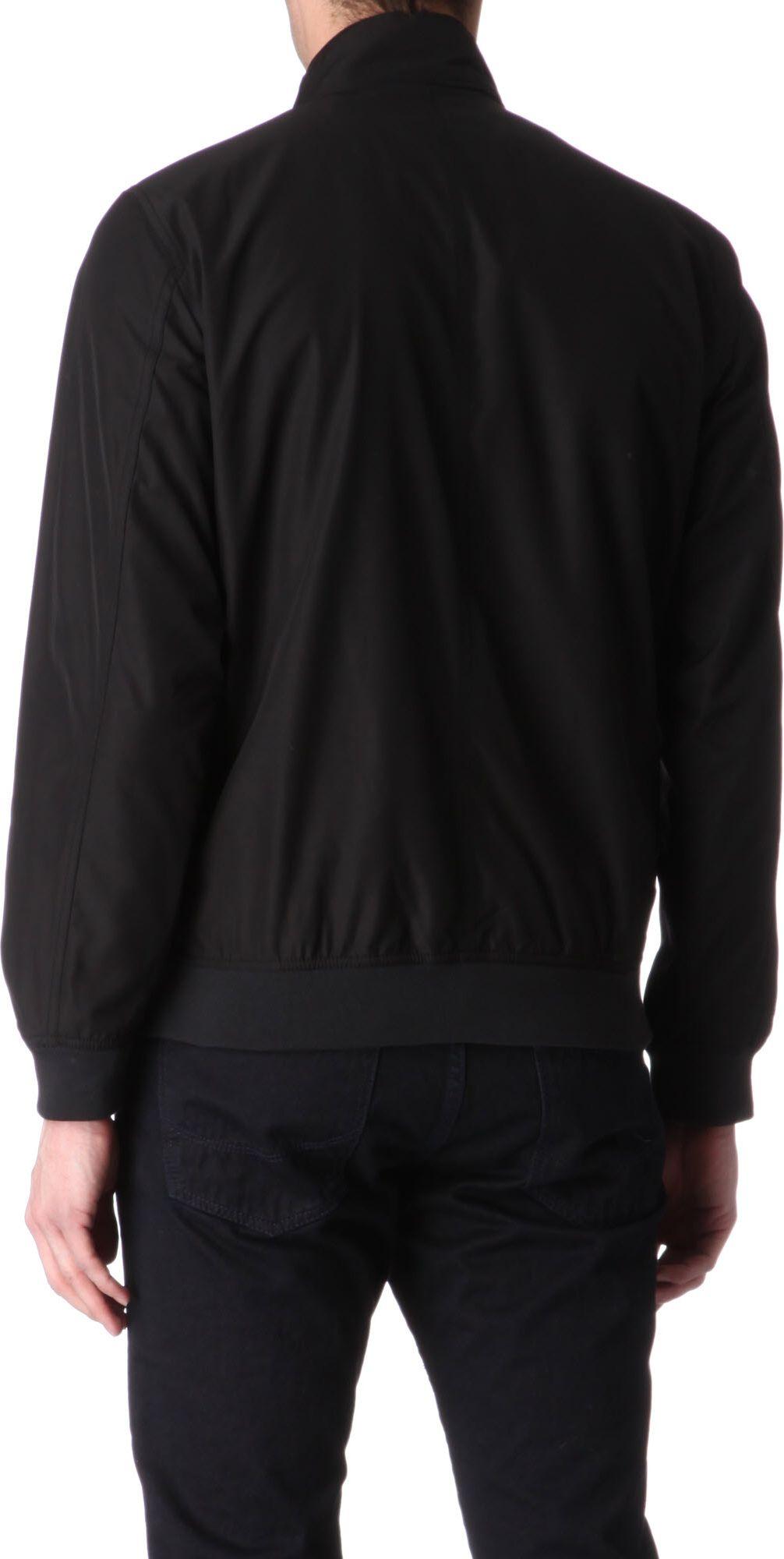ec11287089cbd9 Ted Baker Bomber Jacket in Black for Men - Lyst