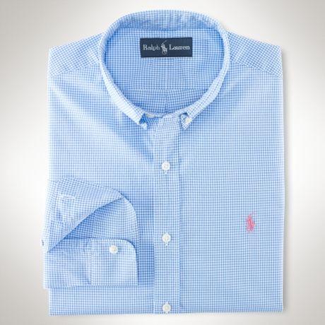 Mens Ralph Lauren Dress Shirts