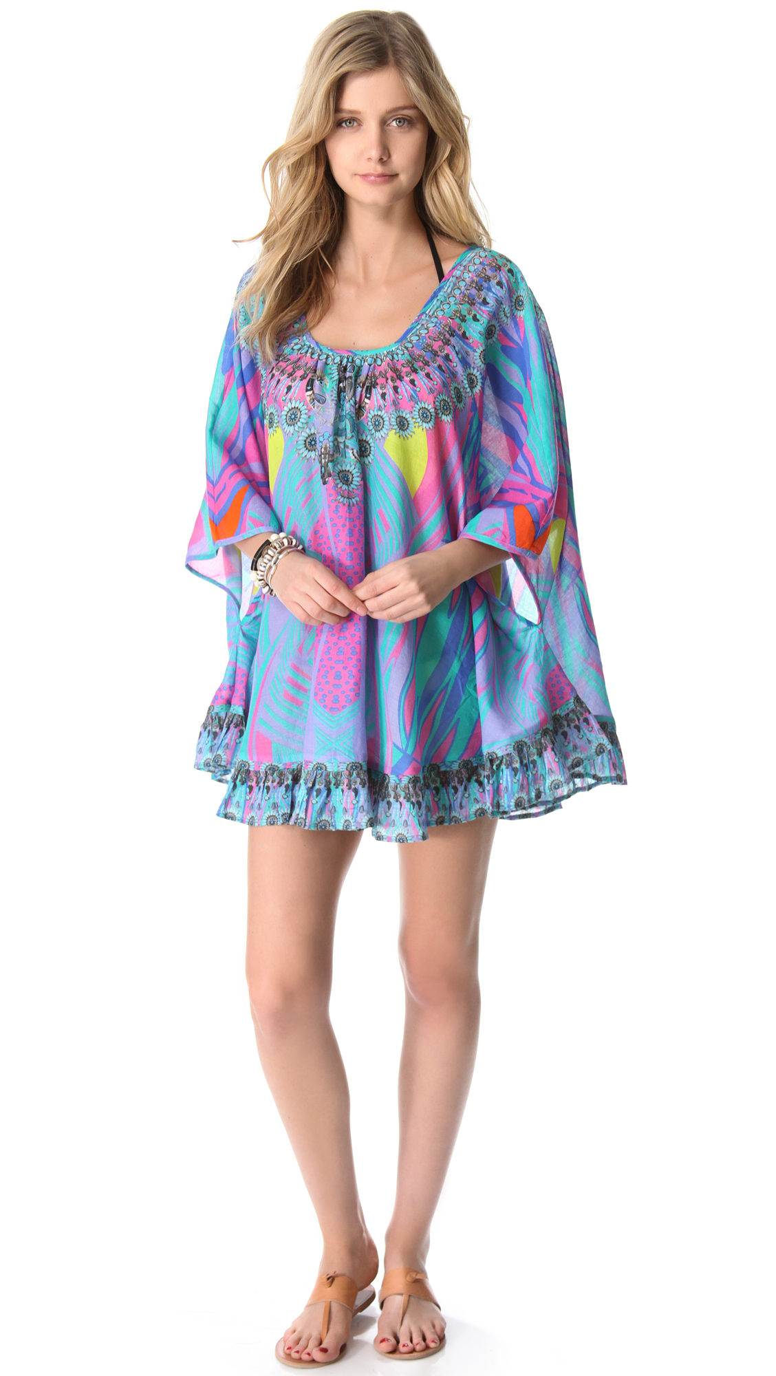 Summer Cover Up Dresses