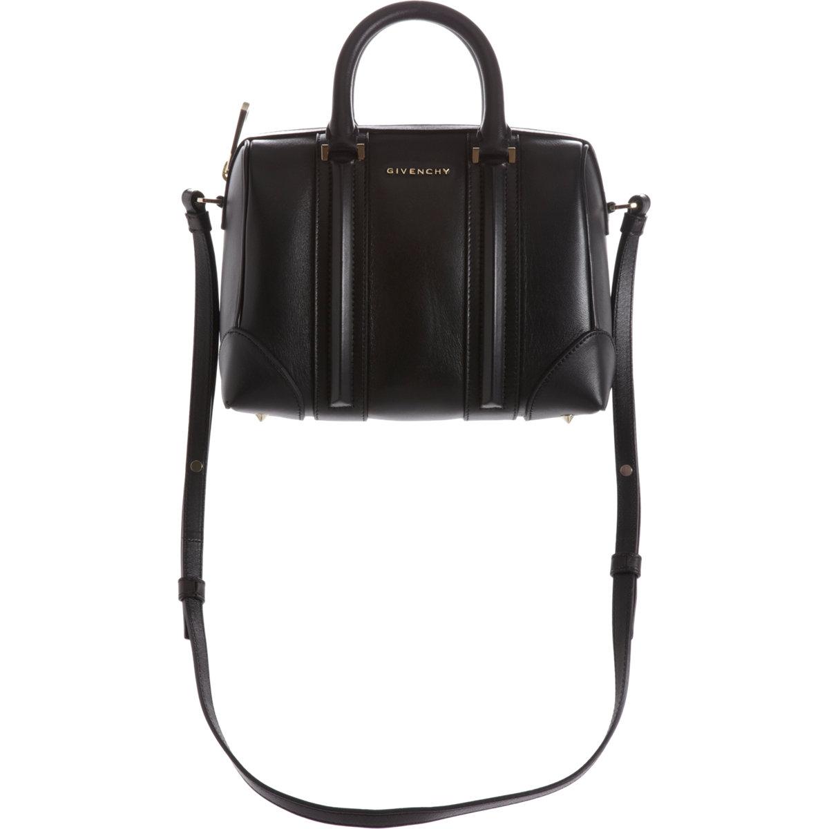 118d45aaafc Givenchy Mini Lucrezia Duffel in Black - Lyst
