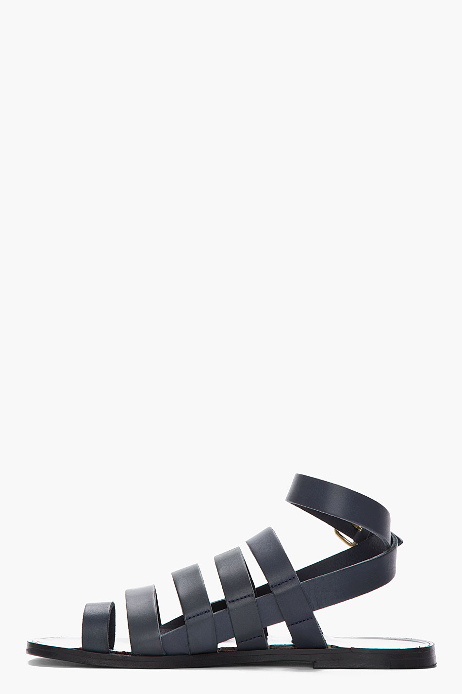 Paralelle sandals - Black Pierre Hardy Official Site Cheap Price FAMRm8G