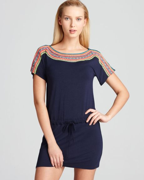 Find navy swimsuit cover up at ShopStyle. Shop the latest collection of navy swimsuit cover up from the most popular stores - all in one place. Turquoise Beach Cover Up Blue Swim Cover Up Navy Beach Cover-up Blue Push Up Swimwear Top brands For navy swimsuit cover up Kate Spade navy swimsuit cover up.