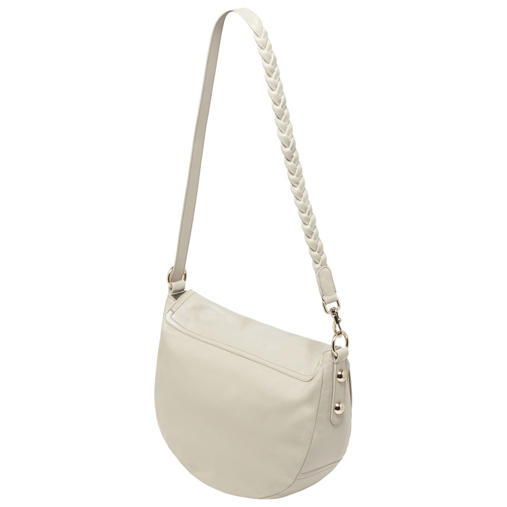 fe6aab124c06 shopping mulberry daria drawstring handbag in white 95c28 b496e  reduced mulberry  daria satchel in white lyst 16068 3d590