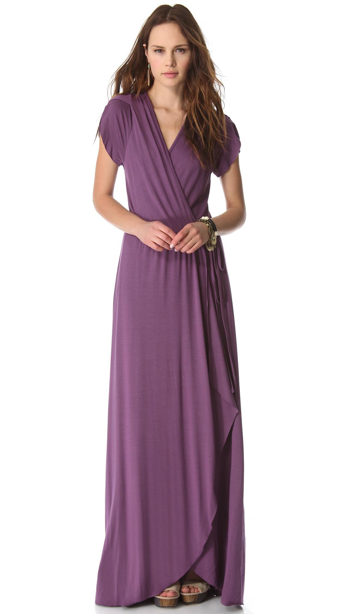 Rachel pally laurent maxi dress