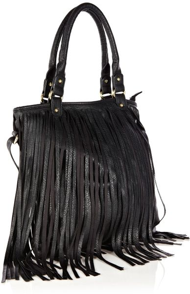 Oasis Tassel Fringe Shoulder Bag 55