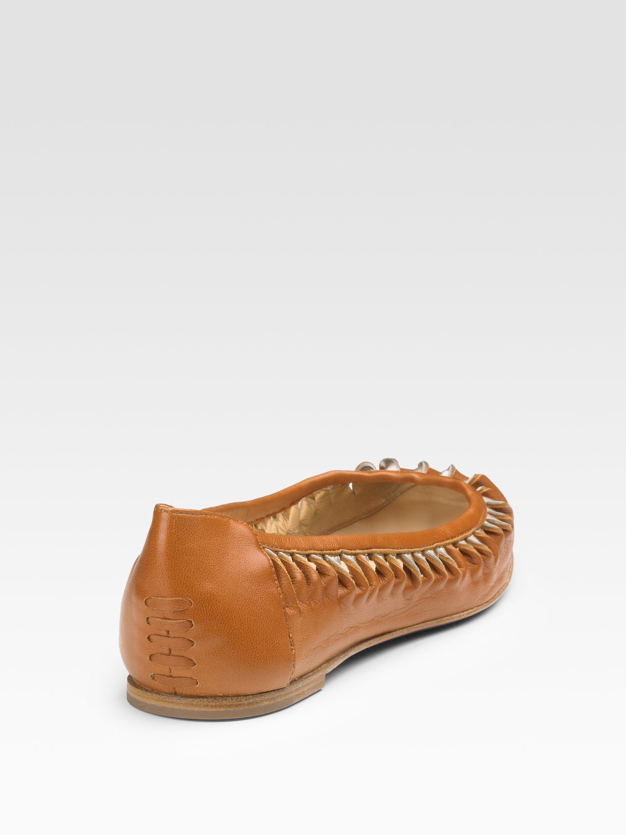 replica mens louis vuitton shoes - christian louboutin square-toe flats Black suede | cosmetics ...