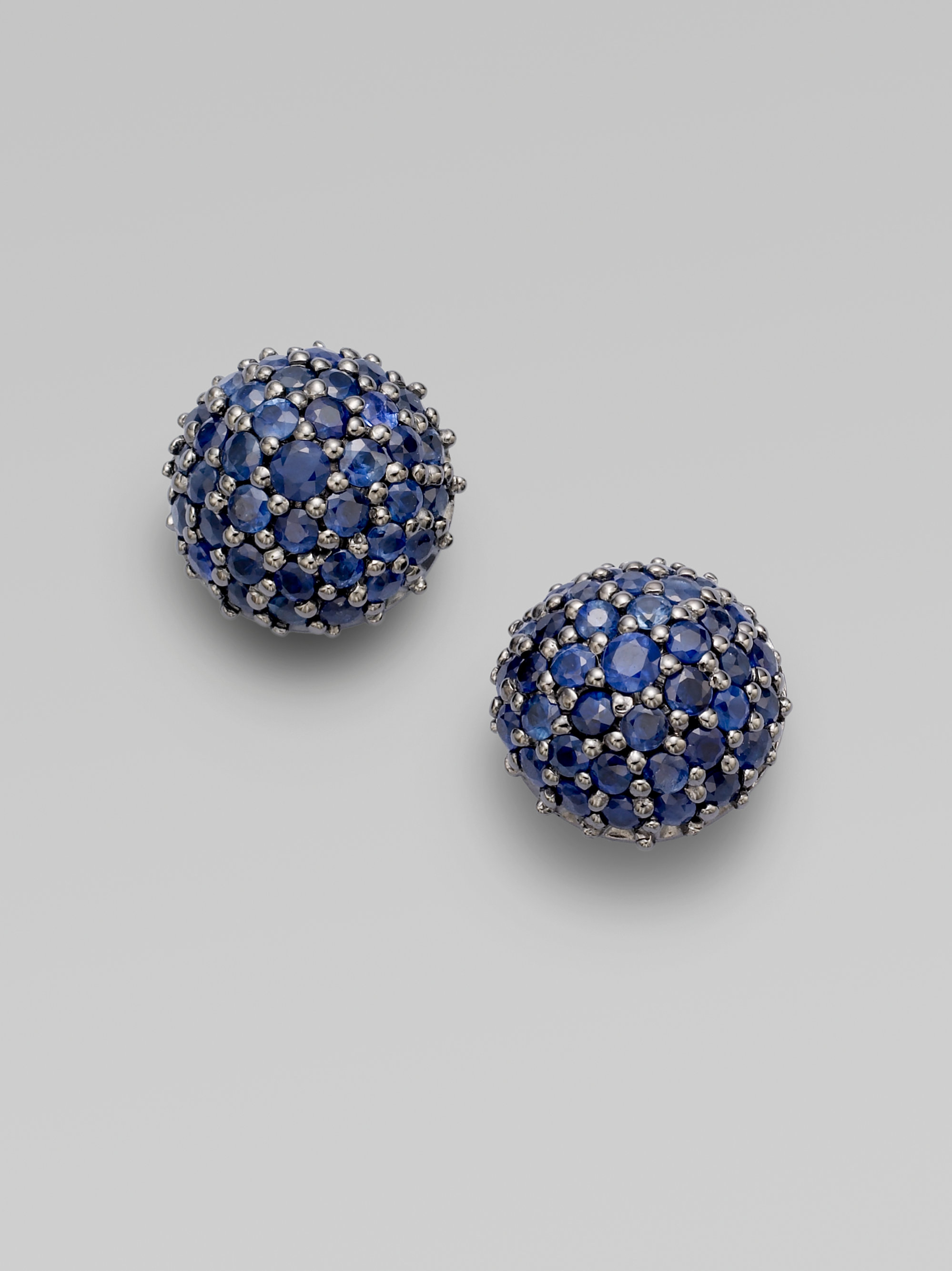 moondance jewelry double saph products opal sapphire triple bezel pink stud