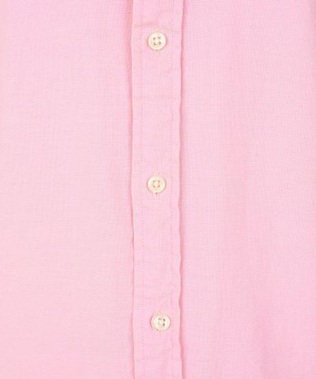Ralph Lauren Pink Oxford Shirt Ralph Lauren Pink Button