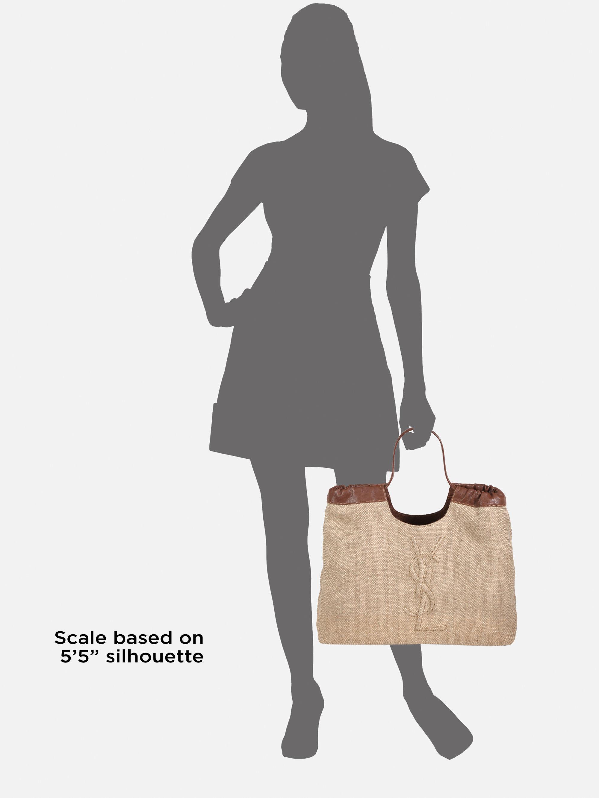 belle rose leather purse - ysl blue tweed handbag