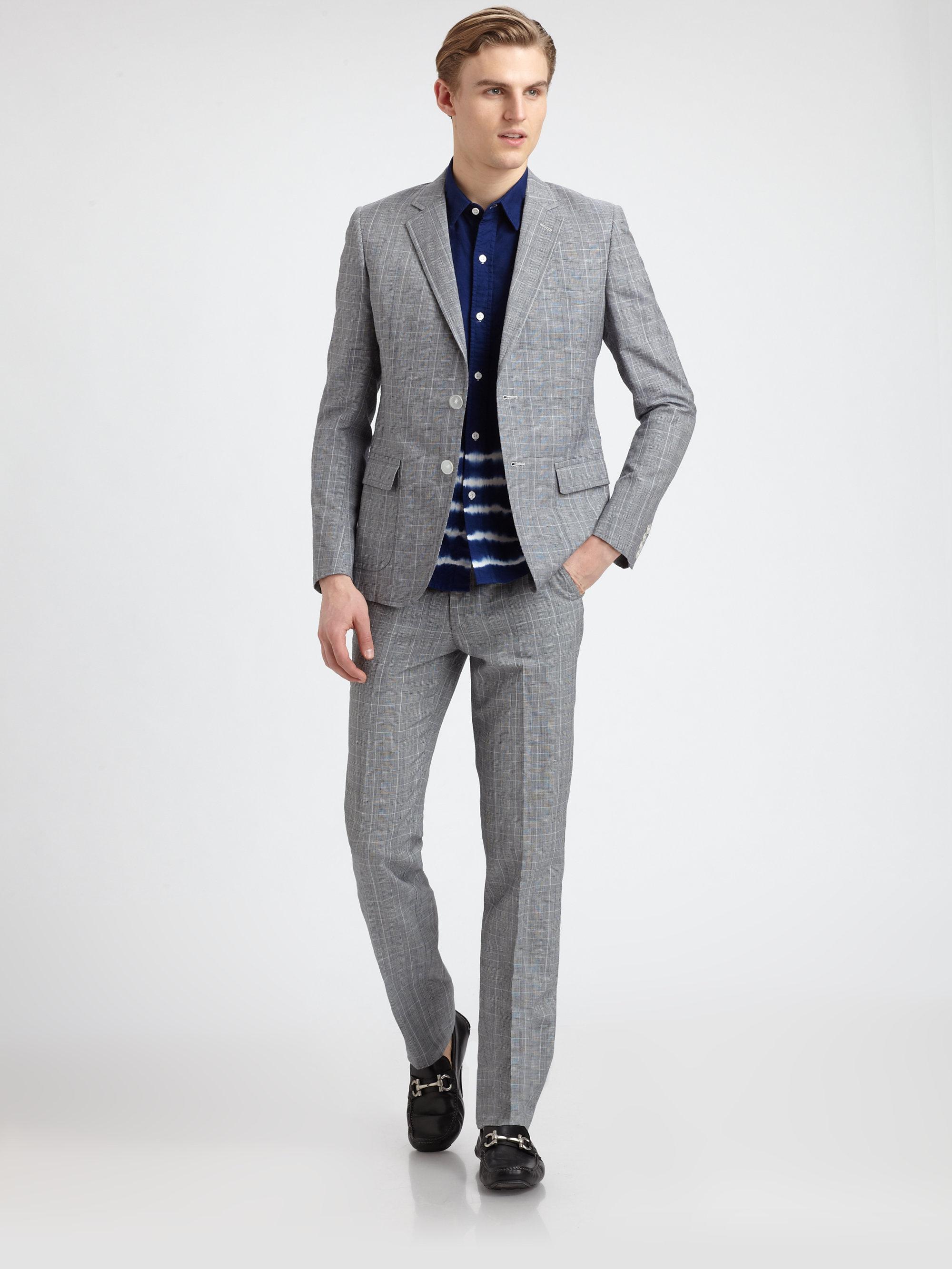 Linen fashion for men 19