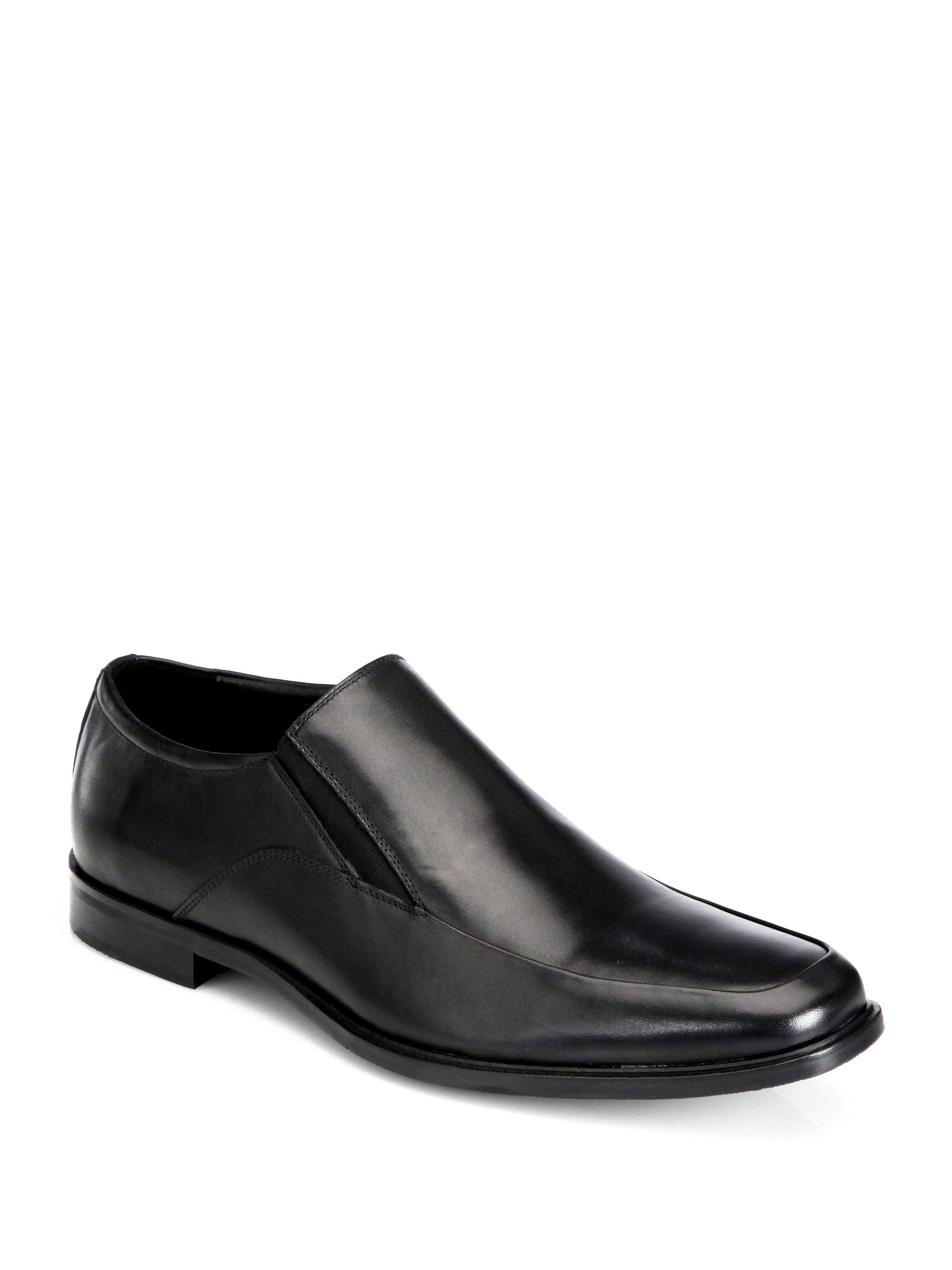 Gordon Rush Black Dress Shoes