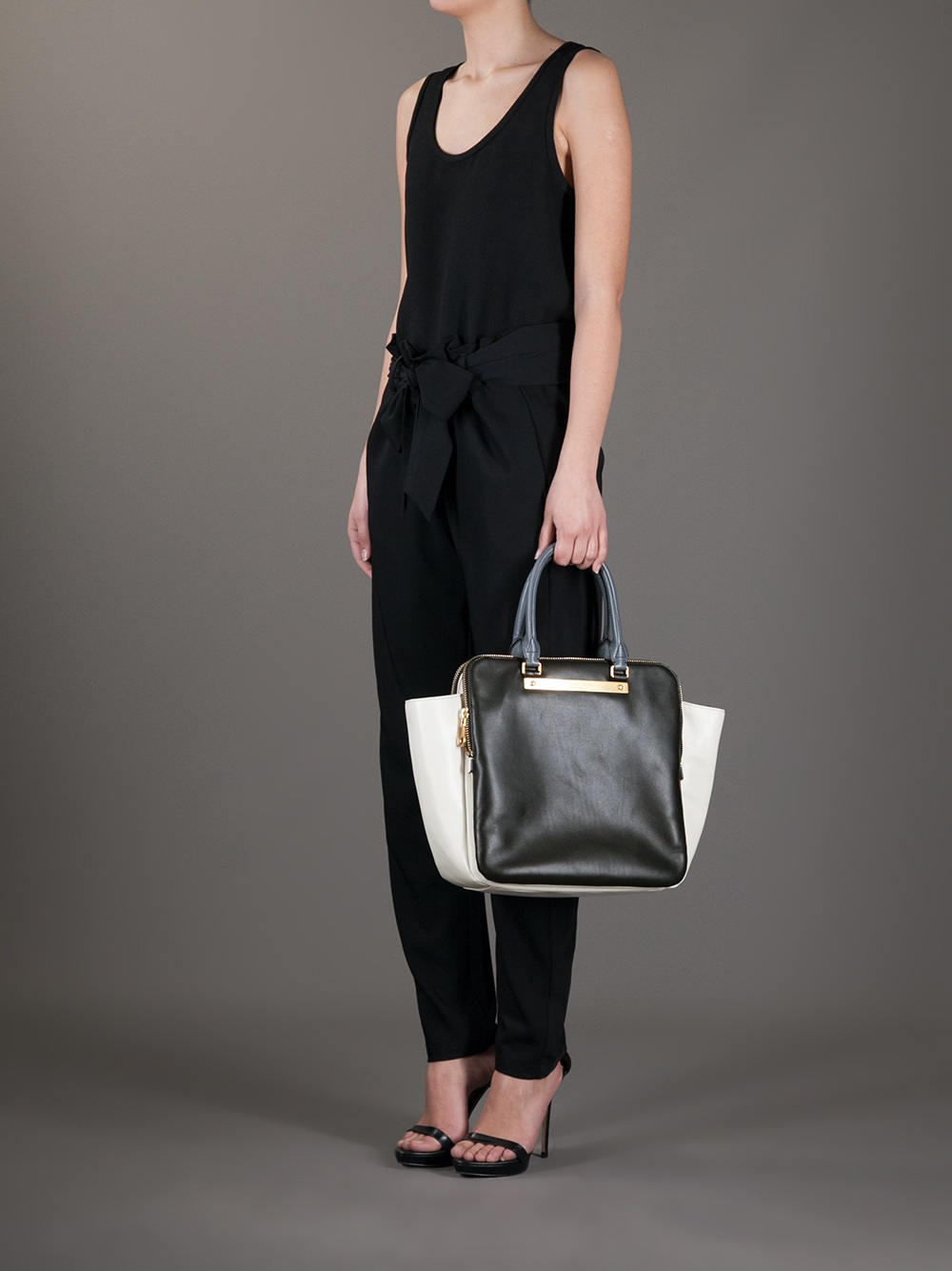 037491b008f0 Lyst - Marc By Marc Jacobs Goodbye Columbus Bentley Tote in Black
