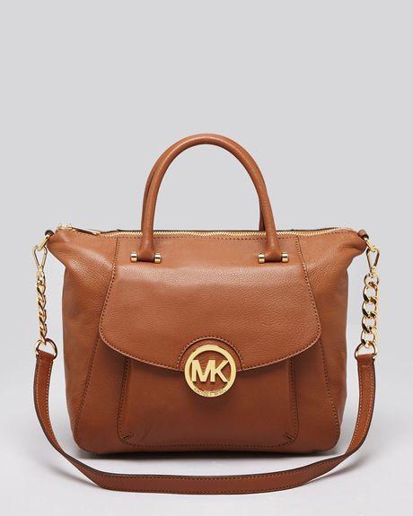 Wholesale Michael Kors Fulton Satchels - Bags Michael By Michael Kors Satchel Fulton Large Luggage