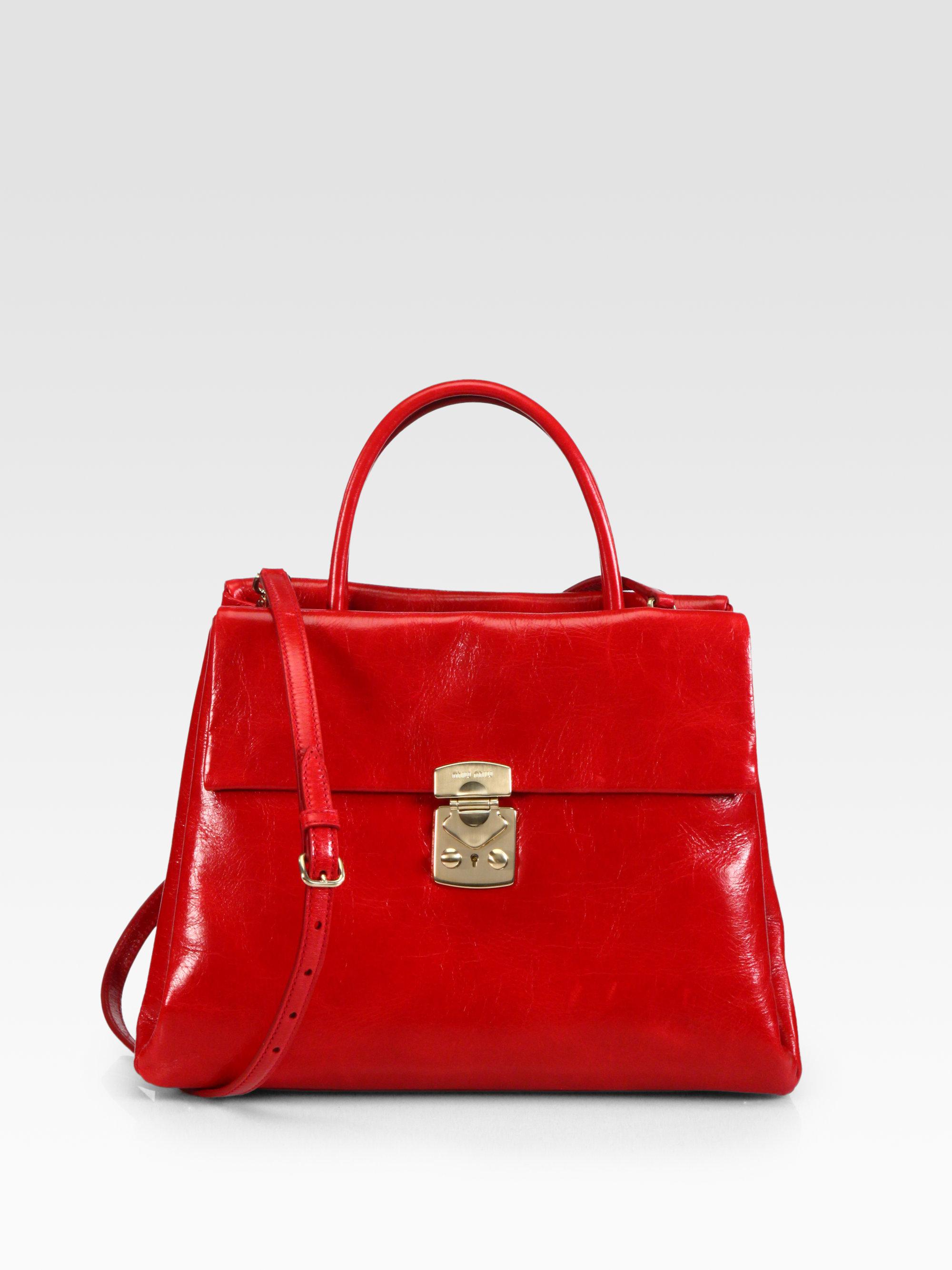 Gallery. Previously sold at  Saks Fifth Avenue · Women s Miu Miu Shoulder  Bag ... db0f348329