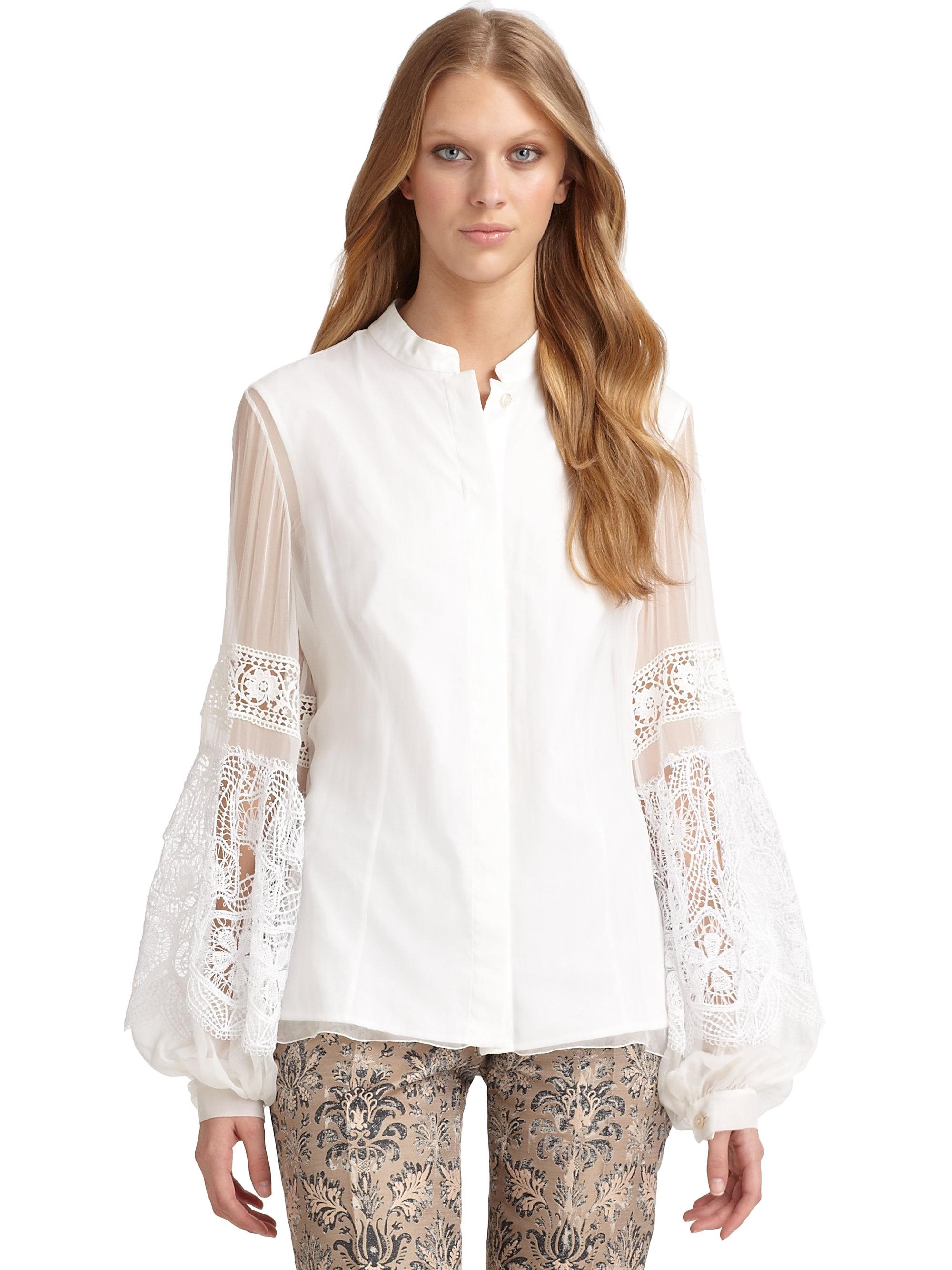 Silk top Alberta Ferretti Visit Cheap Sale Best Store To Get nJIuaaI