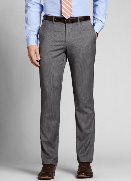 Amazing Lauren By Ralph Lauren Covert Twill Dress Pants In Gray For Men  Lyst
