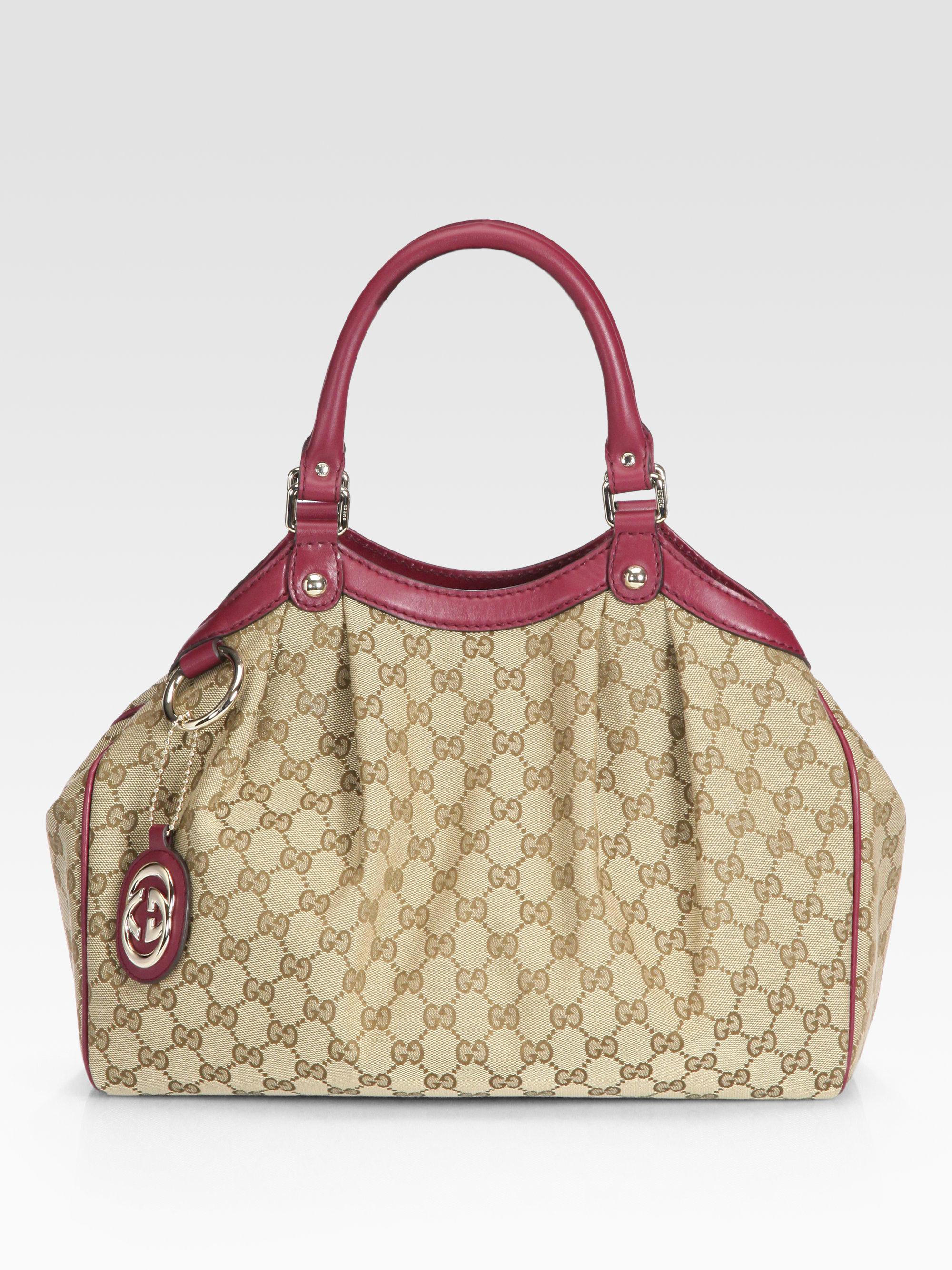 Gucci Gg Sukey Tote Bag Medium - Brown 9c4aokK