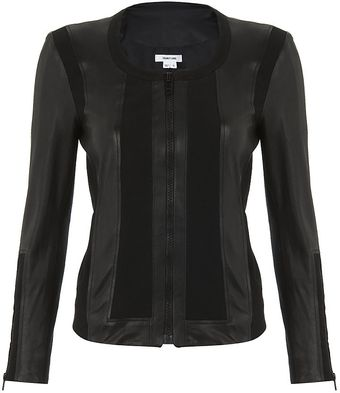Helmut Lang Pax Leather Jacket - Lyst