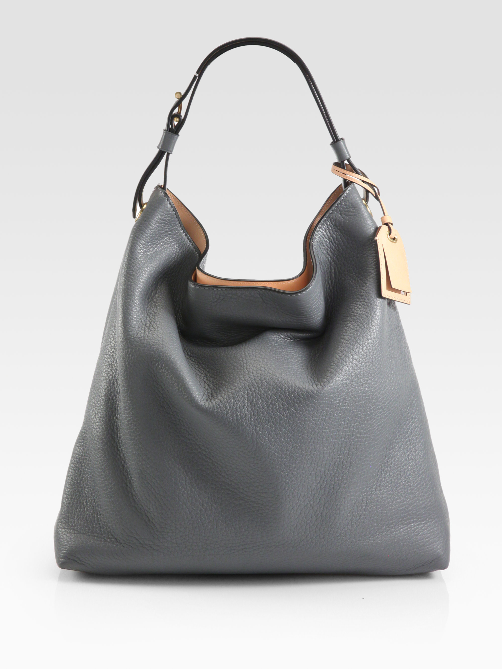 02833239f562 Lyst - Reed Krakoff Rdk Hobo Bag in Gray