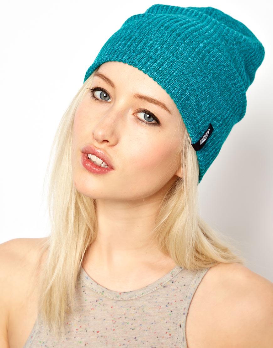 Lyst - Vans Mismoedig Beanie Hat in Green 74954f4275c