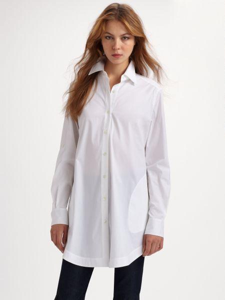 Cotton Tunic Blouse 95