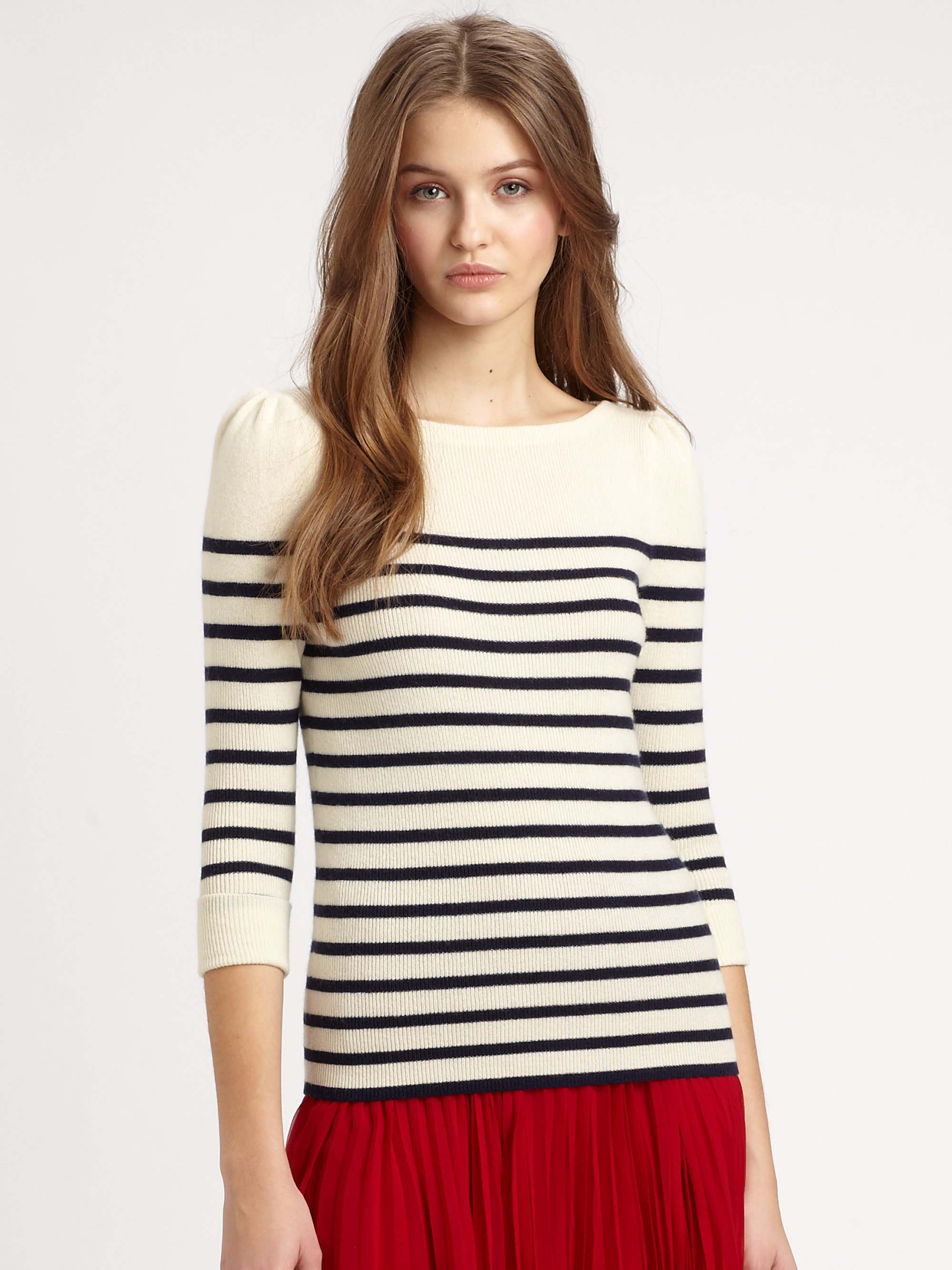 Shop for blue striped sweater online at Target. Free shipping on purchases over $35 and save 5% every day with your Target REDcard.