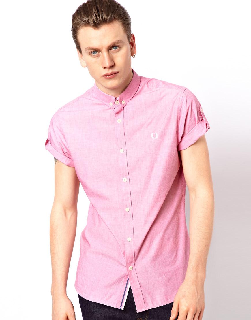 931e2087 Mens Roll Up Short Sleeve Shirts | Top Mode Depot