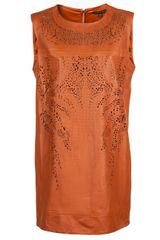 Catherine Deane Olina Laser Cut Dress