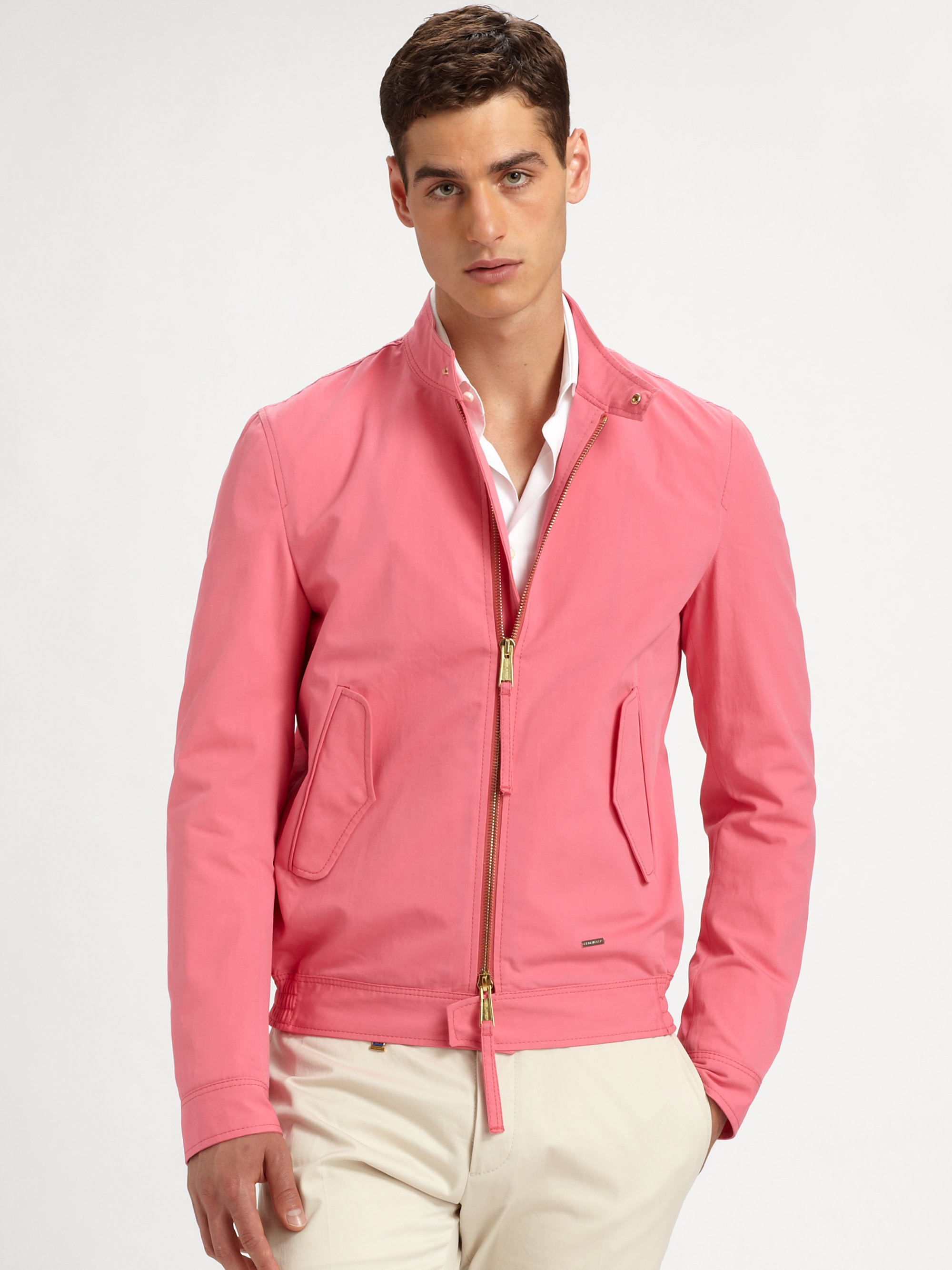 Images of Pink Jacket Mens - The Fashions Of Paradise