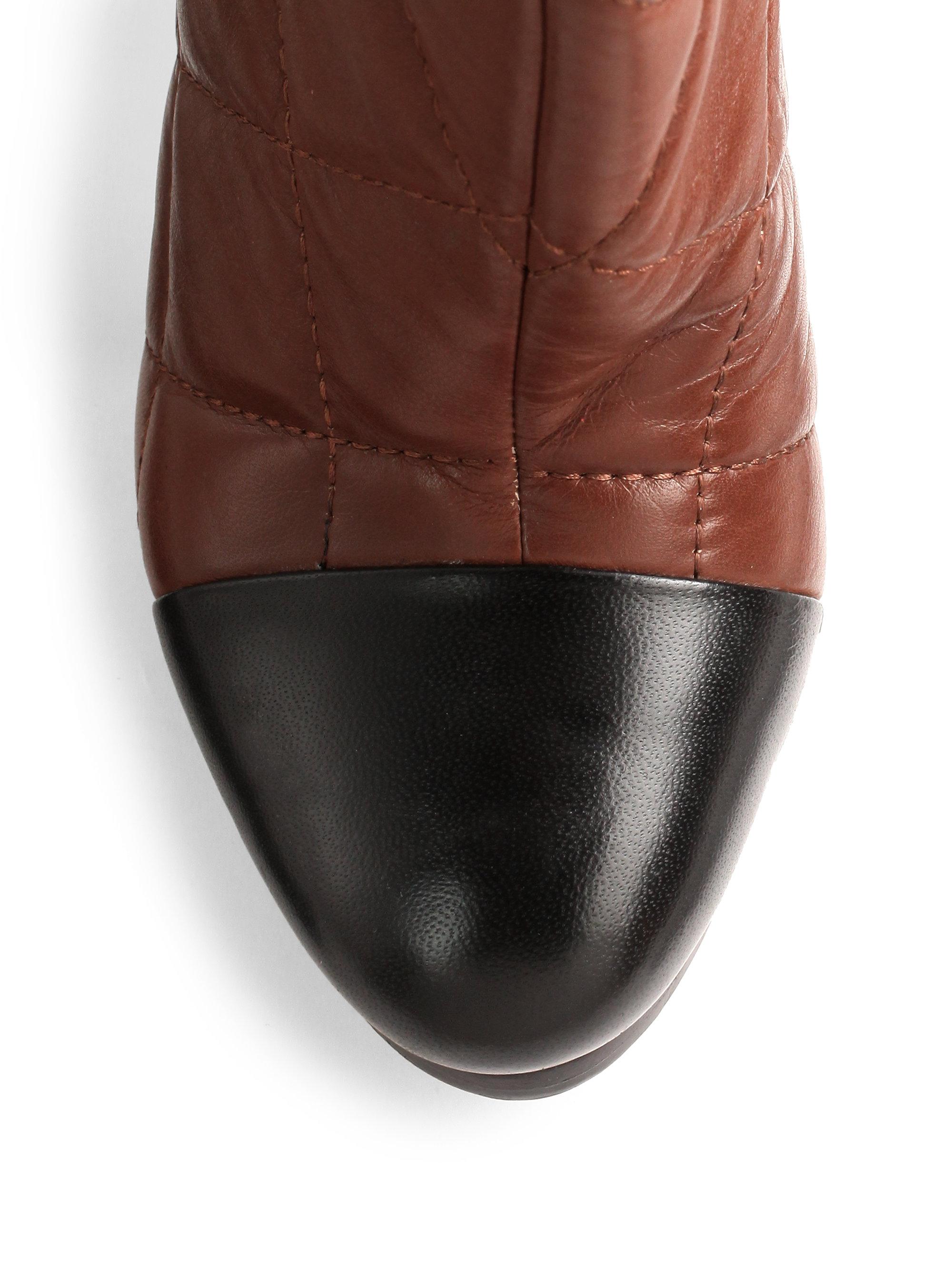 Lyst Rachel Roy Eva Tall Boot In Black