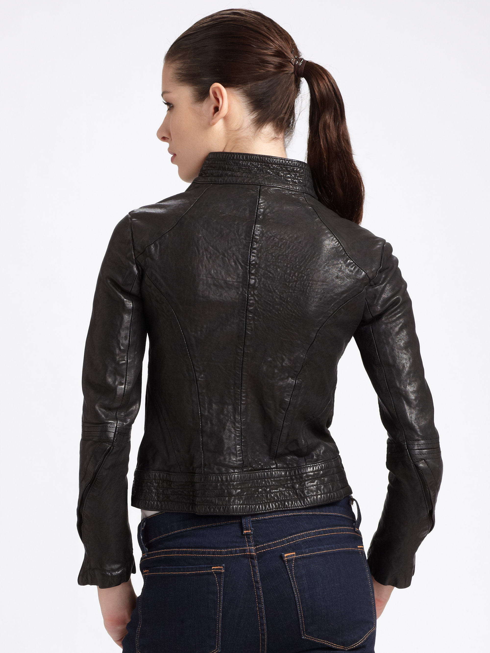 Shop womens cropped jacket at Neiman Marcus, where you will find free shipping on the latest in fashion from top designers. Skip To Main Content. SAVE 25% ON REGULAR PRICES! CHIC WEEK. JEWELRY SALE! SAVE 20% WITH CODE JEWEL HOME SALE: SAVE 20%. Available in Black, White.
