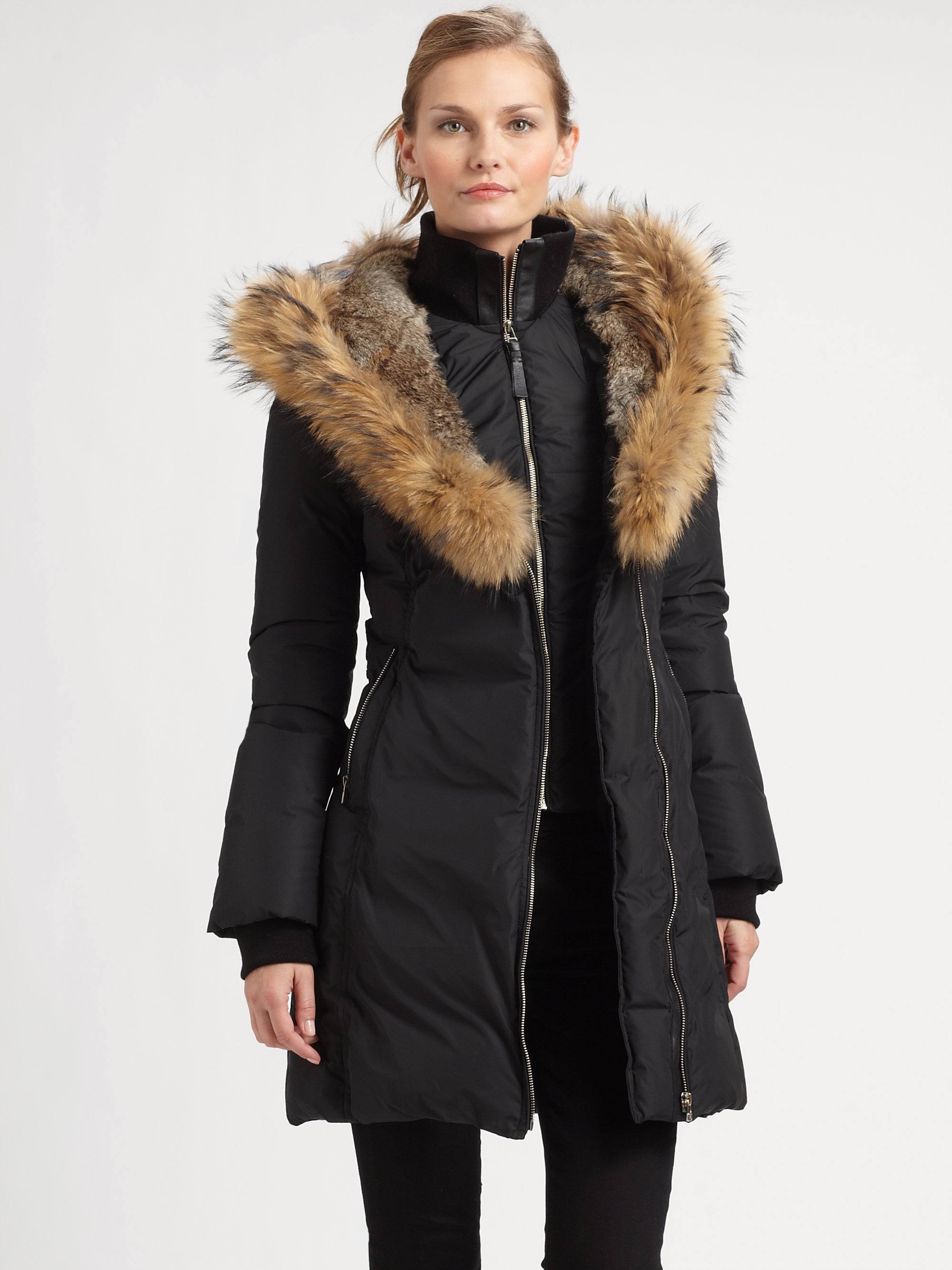 Find a great selection of women's fur coats & faux fur at cuttackfirstboutique.cf Shop top brands like Trina Turk, Moose Knuckles & more. Free shipping & returns.