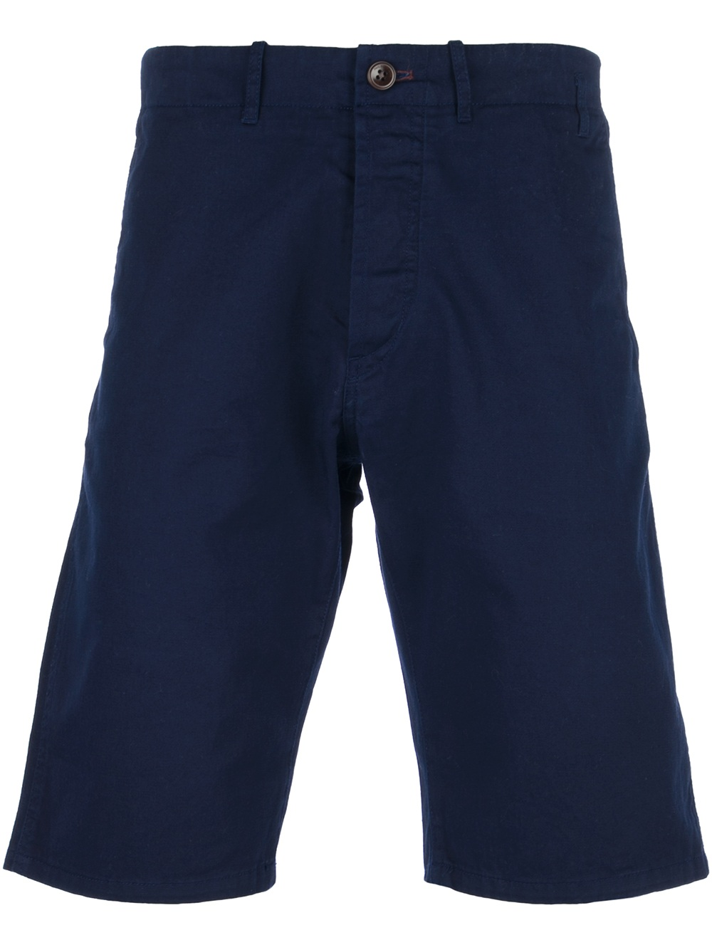 Ps By Paul Smith Classic Deck Shorts in Blue for Men