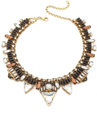 Erickson Beamon Xenon Necklace - Lyst