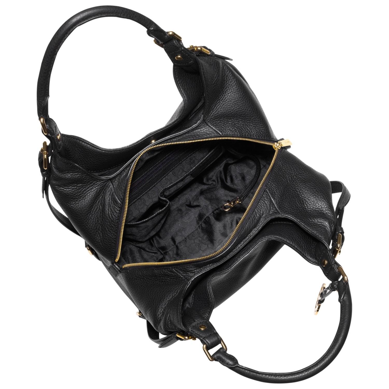 68f4dd60d5af1 ... official store michael michael kors bedford leather large shoulder tote  bag in 3a421 80122