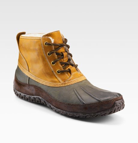 cole haan air vail winter boots in gray for forest