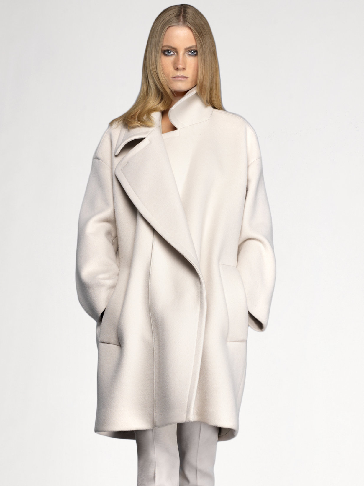 Find cocoon coat at ShopStyle. Shop the latest collection of cocoon coat from the most popular stores - all in one place.