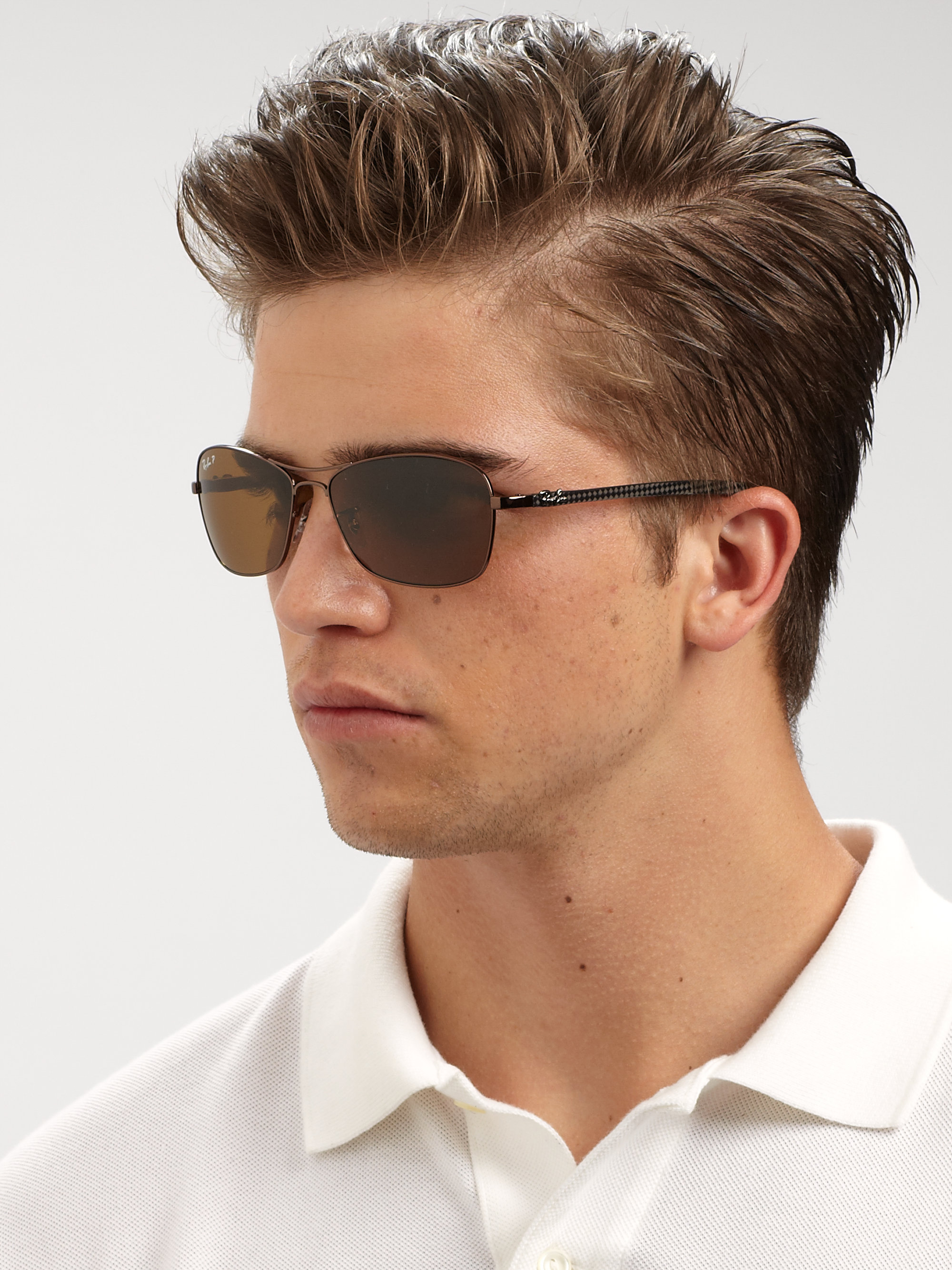 ray ban men  Ray Ban Wayfarer Sunglasses Men - Ficts