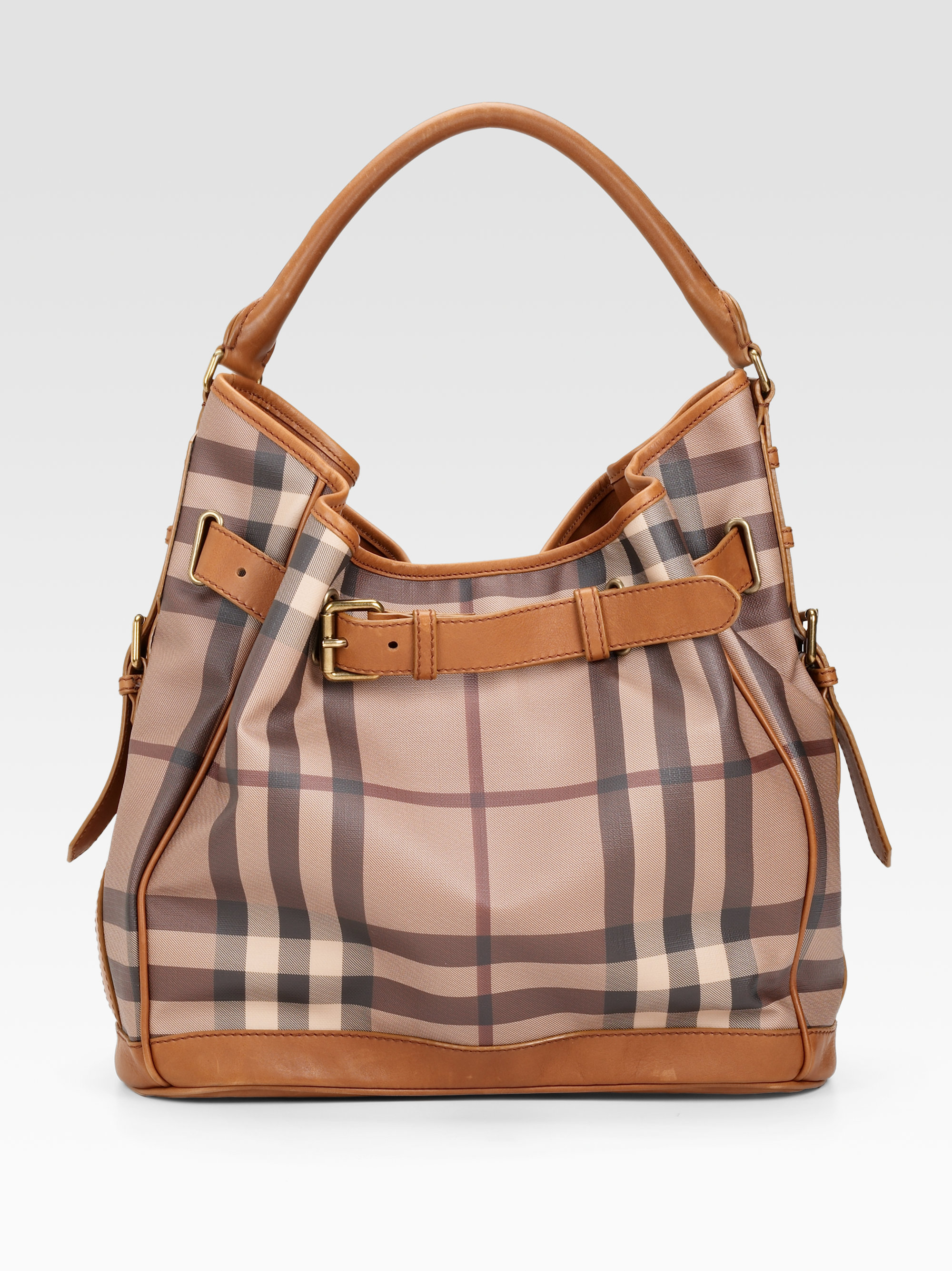 Gallery. Previously sold at: Saks Fifth Avenue · Women's Burberry Smoked