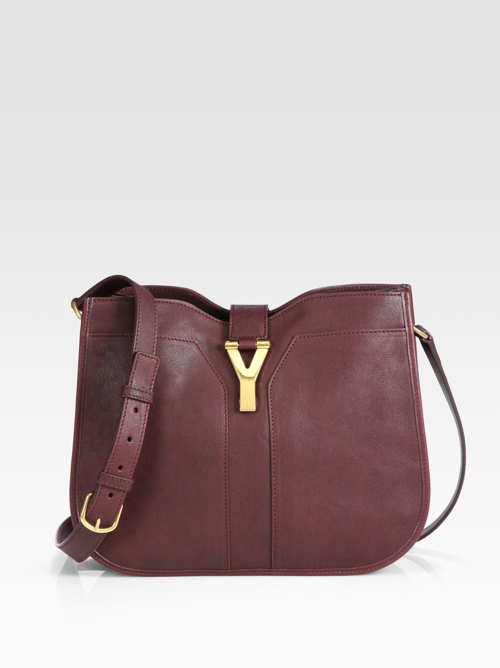 ysl chyc flap shoulder bag