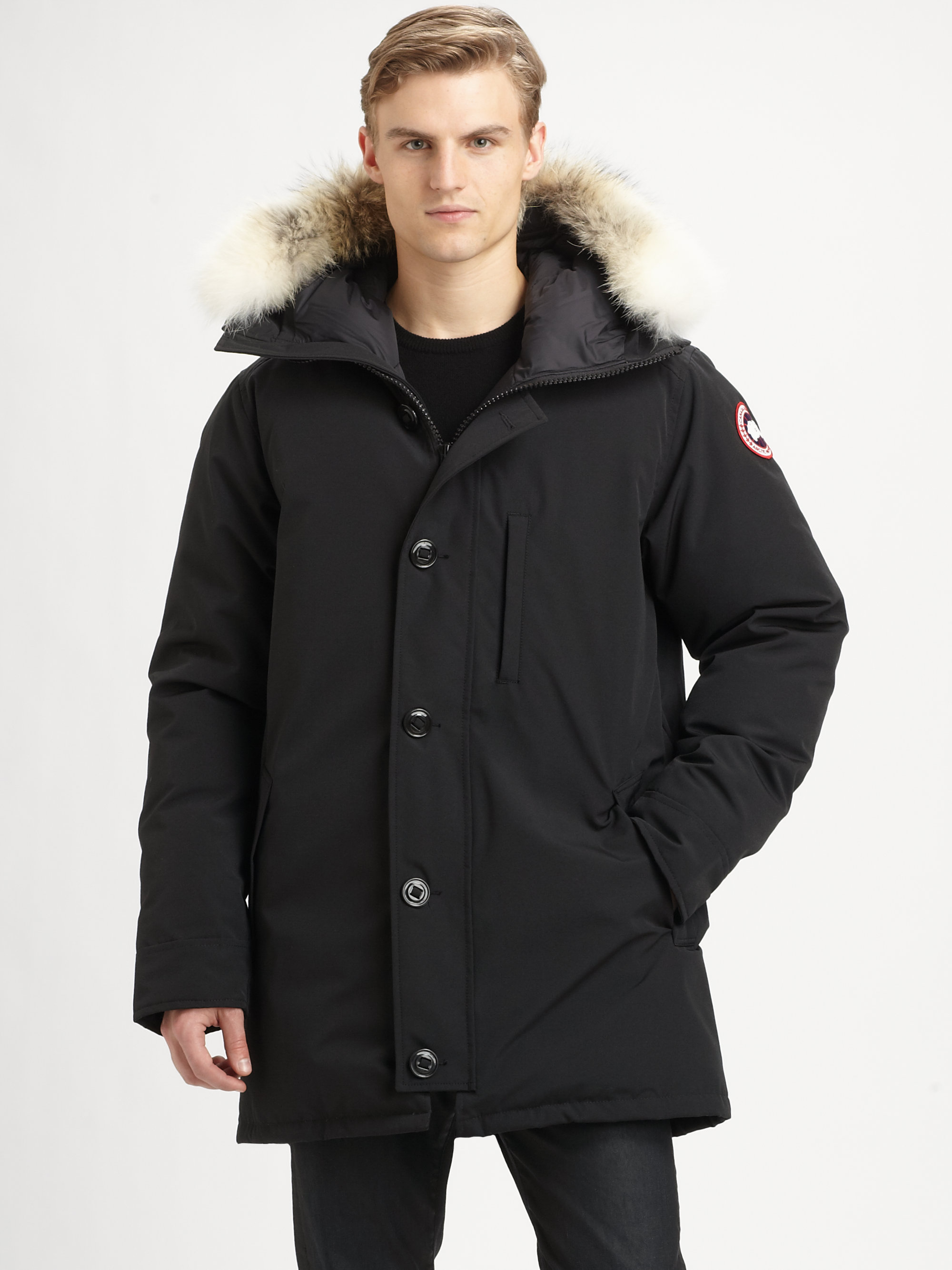 where to get canada goose in london