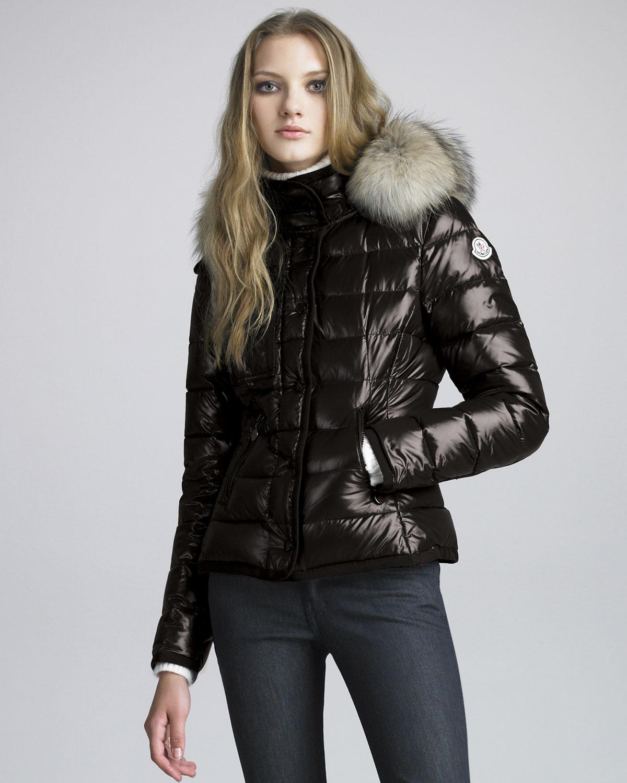 moncler womens puffer coat