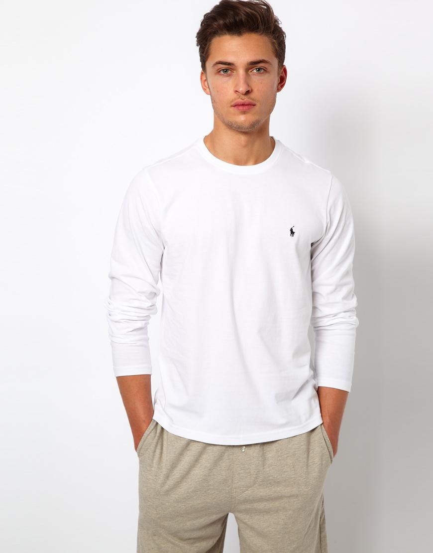 62fae48b38b40 Long Sleeve Ralph Lauren T Shirts
