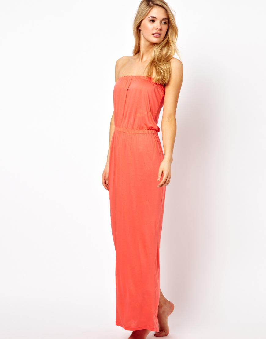 Coral Beach Maxi Dresses | Dress images