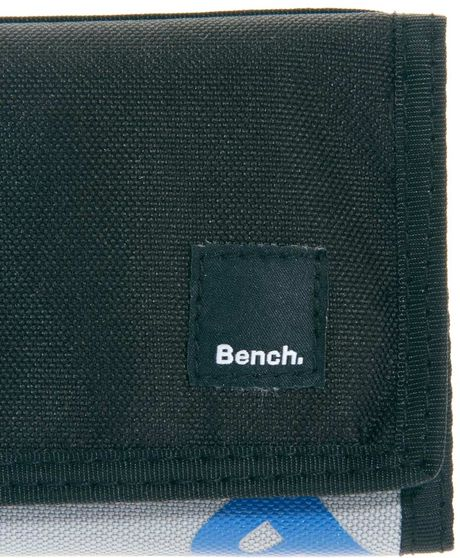 Bench Fabric Wallet In Black For Men Lyst