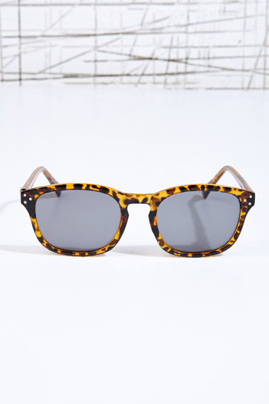 f5ce259f189 Cheap Monday Tortoise Shell Phsychometry Sunglasses in Brown for Men - Lyst