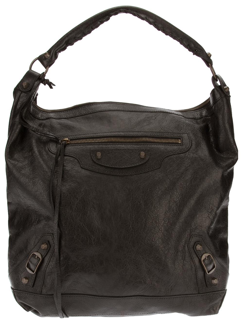 Balenciaga Classic Day Tote Bag in Black