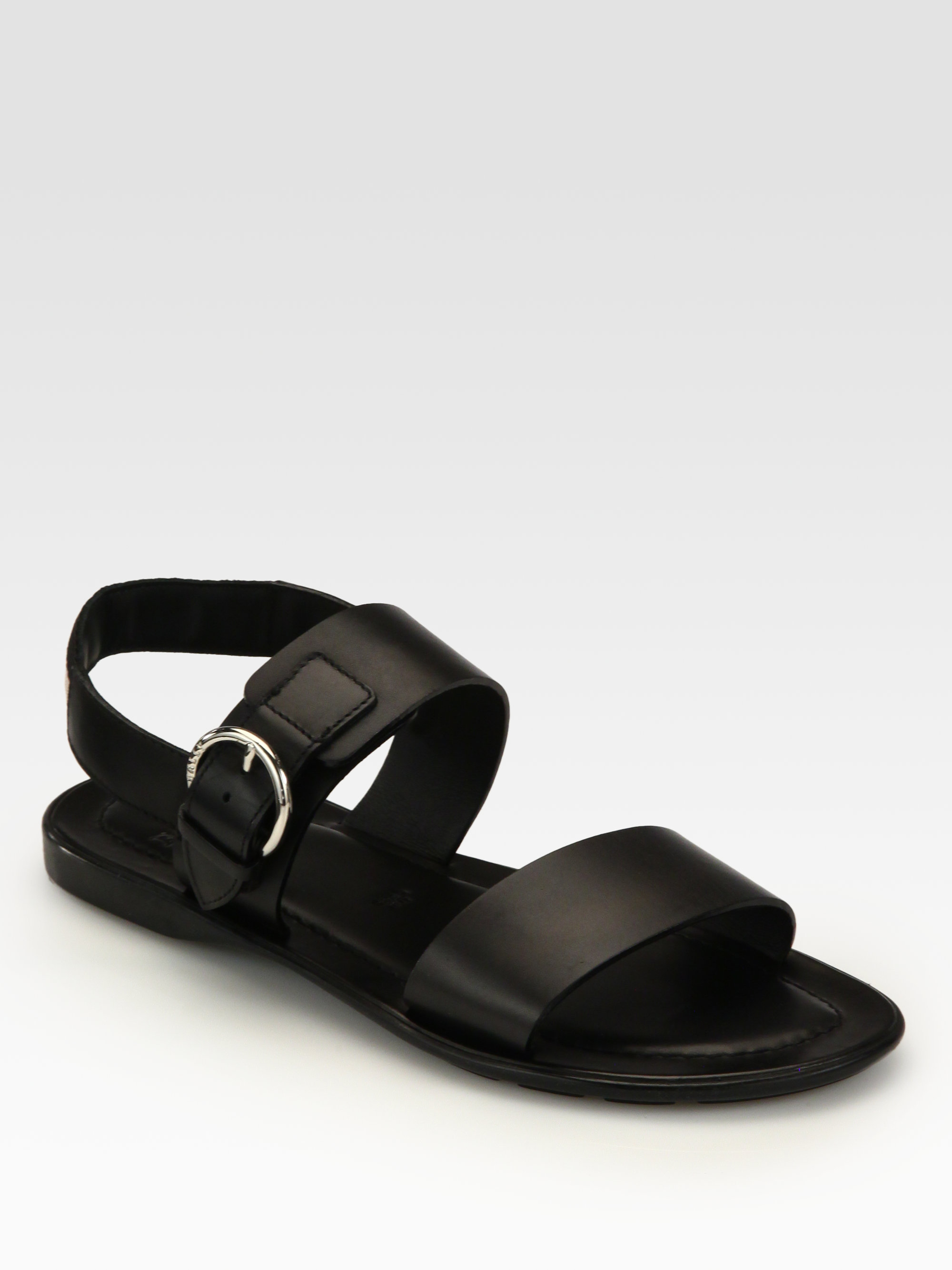 Bally Suede Sandals