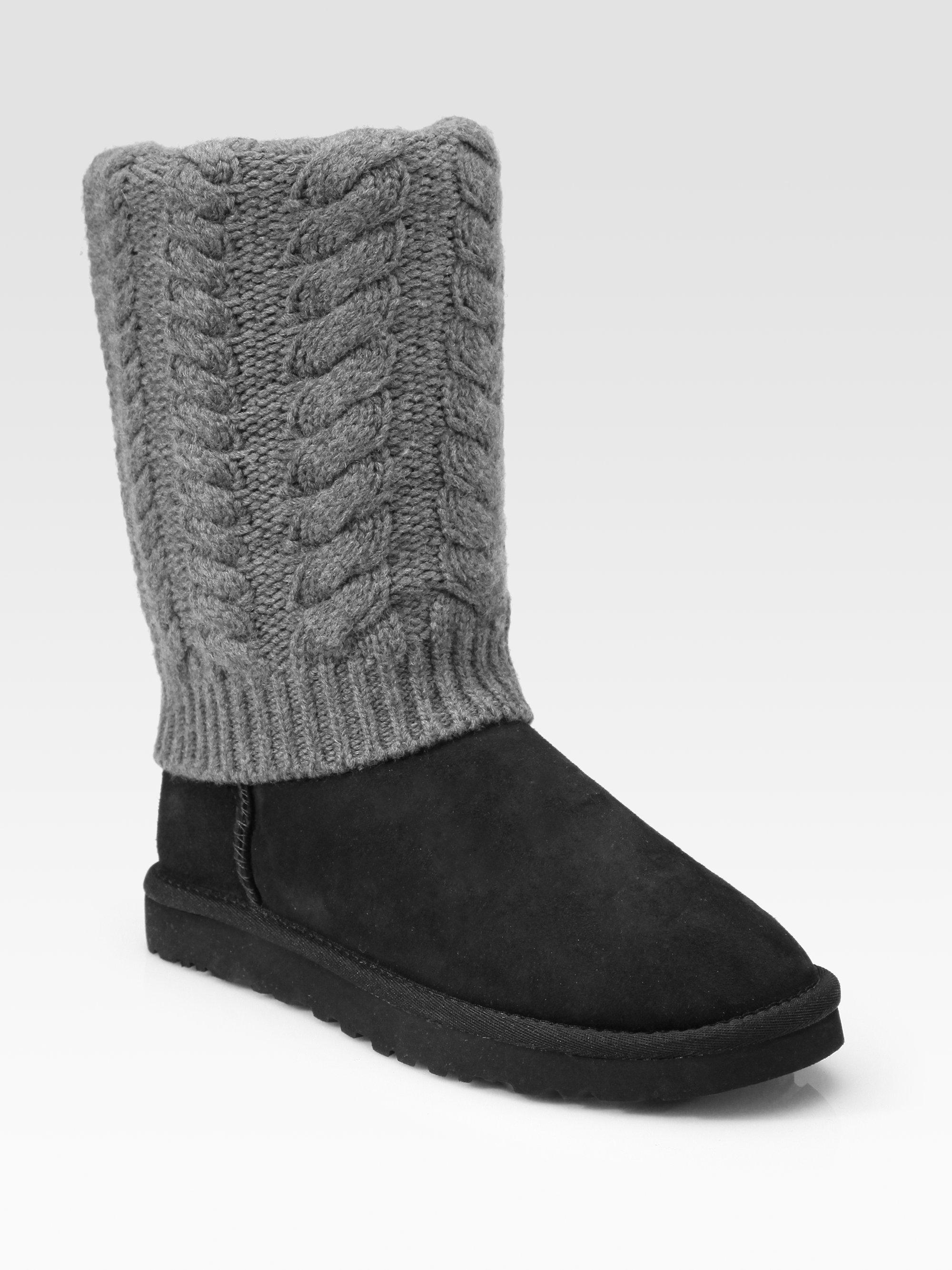 knit uggs ebay